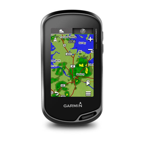 Garmin Oregon 700 Europa Occidental
