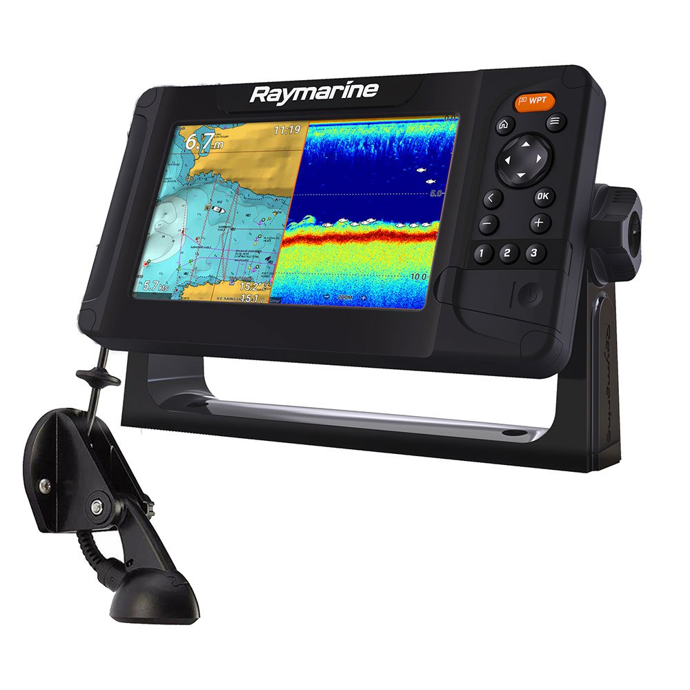 Raymarine Pack Element 7S With Transducer CPT-S